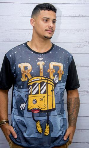 Camiseta – Bondinho na Lapa
