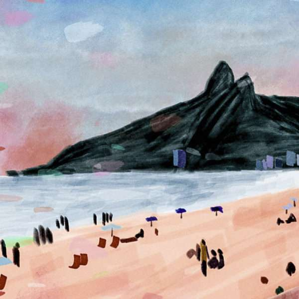 Aquarelas - Ipanema