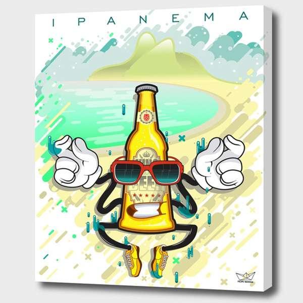 A Cara do Rio - Cerveja em Ipanema