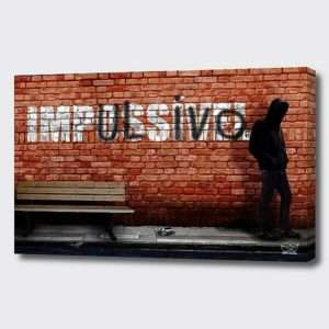 Impossível X Impulsivo