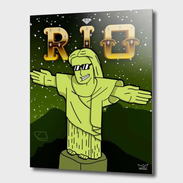 A Cara do Rio - O Cristo