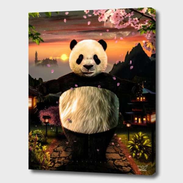 Abraço de Panda