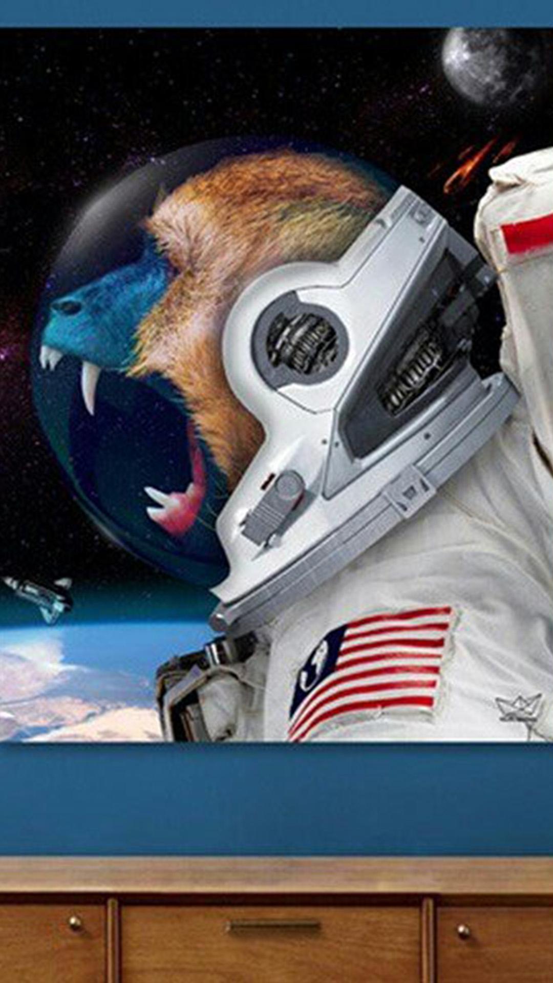 Macaco Astronauta