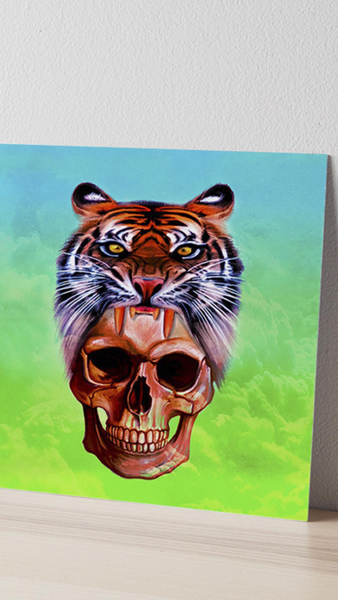 Caveira Tigre